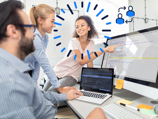 Project-based staffing for software developers